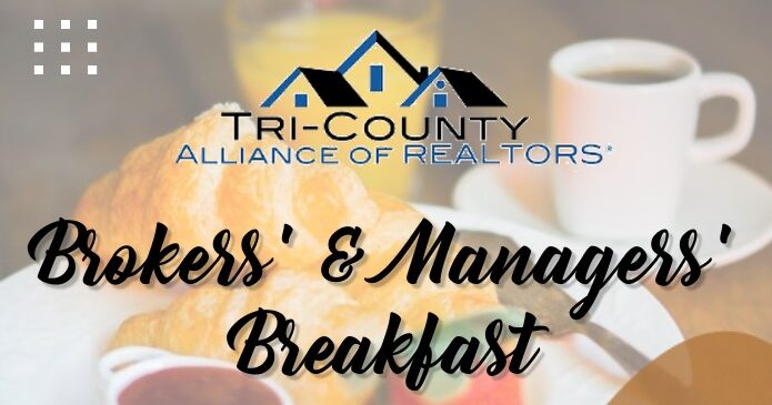 Brokers' and Managers' Breakfast | October 5, 2021