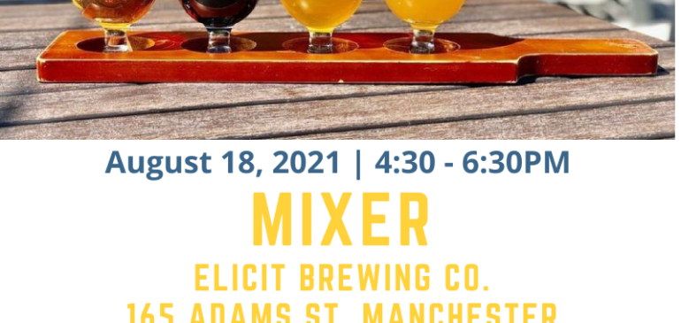 Mixer at Elicit Brewing Co. | August 18, 2021